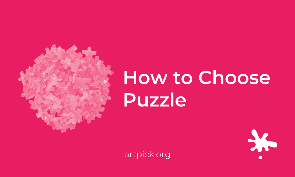 How to Choose Puzzle