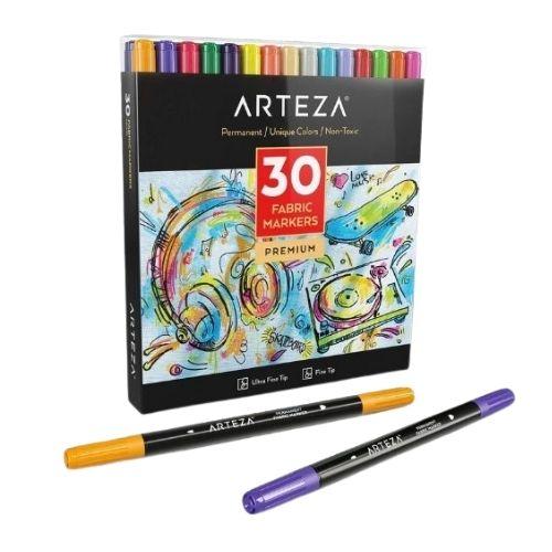 Arteza Fabric Markers