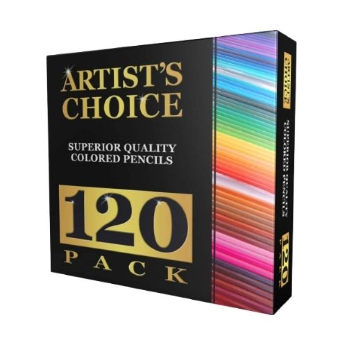 Artist's Choice Colored Pencils