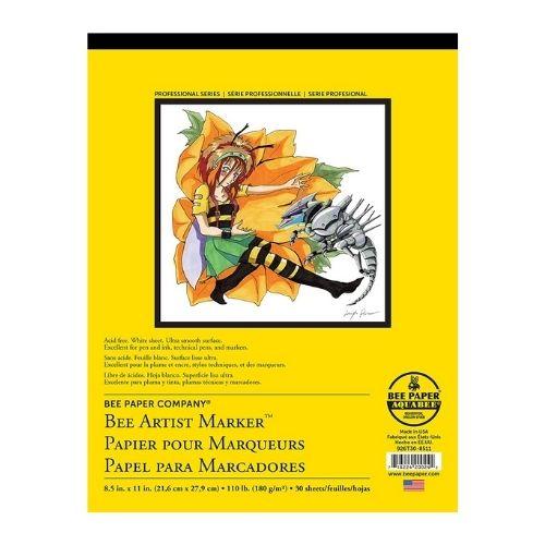 Bee Paper Company Bleedproof Marker Pad