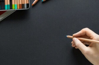 pencils for black paper