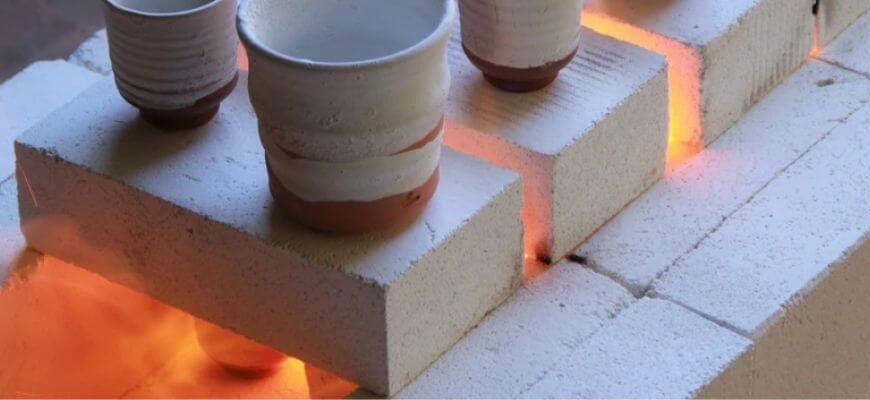 Pottery klin